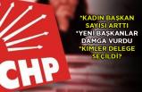 CHP İzmir'de kongre maratonu sona erdi