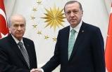 Cumhurbaşkanı Erdoğan, Bahçeli ile telefonda görüştü