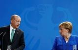 Cumhurbaşkanı Erdoğan'la Merkel'den sürpriz telefon görüşmesi