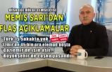DİSK Ege Bölge Temsilcisi Memiş Sarı'dan flaş çıkış!