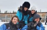 Engin Altan Düzyatan ve Neslişah Alkoçlar'ın Finlandiya keyfi