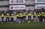 Fenerbahçe, ikinci yarı hazırlıklarına başladı