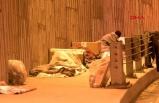 Havalar soğudu, evsizler yine gündemde!
