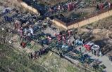 İran'da düşen uçakla ilgili şaşırtan açıklama: Füze veya bomba olabilir