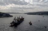 İstanbul ve Çanakkale boğazlarından kaç gemi geçiyor?