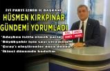 İYİ Parti İzmir İl Başkanı Hüsmen Kırkpınar Ben TV'de...