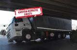 İzmir'de akıl almaz kaza