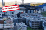 İzmir'de ele geçirildi: Tam 107 bin 300 litre!