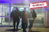 İzmir'de sabah saatlerinde iki ayrı operasyon!