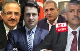 İzmir'in siyasi zirvesi: İl Başkanları aynı masada