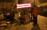 İzmir İtfaiyesi teyakkuzda
