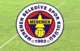 Menemenspor'da 3 oyuncu kadroya alınmadı