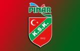 Pınar Karşıyaka Türk derbisinde