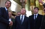 Putin'den Esad'a öneri: Trump'ı Şam'a davet et!