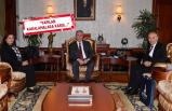 Soyer ve Çerçioğlu'ndan Yavaş'a destek ziyareti!