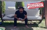 Torbalı'daki çifte cinayetin sanığı, gözaltında beklenmedik girişim