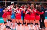 Türkiye 3-0 Almanya: 2020 Tokyo Olimpiyatları'na gidiyoruz…