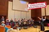 'Unutanları Unutmuyoruz' konseri