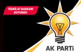 AK Parti İzmir'de ilçe başkanından istifa!