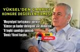 Alaattin Yüksel, CHP İzmir İl Kongresi'ni yorumladı