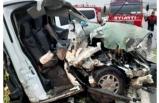 Aydın İzmir Karayolu'nda trafik kazası! 7 kişi...