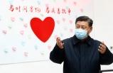 """Çin Devlet Başkanı Xi: """"Virüs hala acımasız ve karmaşık"""""""