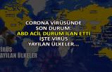 Corona virüsünde son durum: ABD acil durum ilan etti