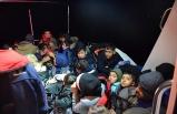 Dikili'de mülteci operasyonu! Tam 52 kişi...