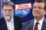 Ekrem İmamoğlu, Ahmet Hakan'ın programına neden çıkmıyor?