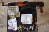 Eylem hazırlığındaki 5 terörist yakalandı