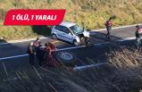 Feci kaza: Kafa kafaya çarpıştılar
