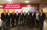İzmir Buluşmaları'nda üçüncü adım...
