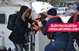 İzmir'de 75 mülteci yakalandı