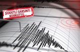 İzmir'de deprem paniği! Merkez üssü Akhisar...