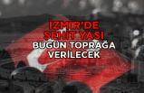 İzmir'de şehit yası