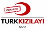 İzmir'de Türk Kızılay tarafından depremzedelere yardım