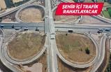 İzmir ve bölge trafiğine nefes aldıracak otoyol açılıyor