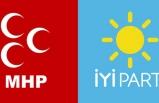 MHP'li başkan borç bıraktı, İYİ Partili başkana haciz geldi