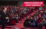 Torbalı'da Kariyer Söyleşileri'nin ilki gerçekleşti