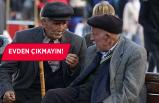 7.5 milyon yaşlı risk grubunda! Tüm uyarılara rağmen…