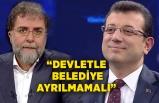 Ahmet Hakan, Ekrem İmamoğlu'na seslendi!