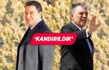 Ali Babacan ile Abdullah Gül köprüleri attı!