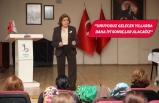Bayraklı'da 'Kadın hakları' semineri