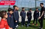 Berke Özer'den Altınordu Kulübüne ziyaret
