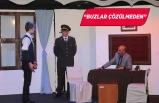 Cezaevindeki çocuklar ve gençler tiyatro oyunu sergiledi