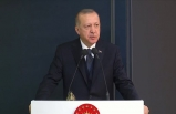 Cumhurbaşkanı Erdoğan: Kapıları açınca telefonlar gelmeye başladı