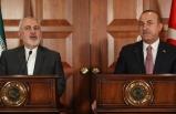 Dışişleri Bakanı Mevlüt Çavuşoğlu ile Cevat Zarif'ten kritik görüşme