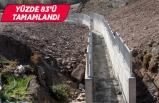 DSİ'nin Bergama'daki projesinde sona gelindi