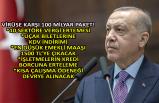 Erdoğan, alınan ekonomik tedbirleri açıkladı
