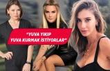 Esin Övet, Şeyma Şubaşı ve Ece Erken'i hedef aldı!